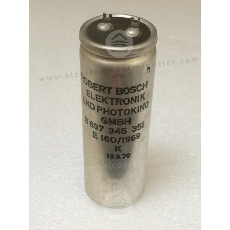 400uF-350V  (Flash capacitor)
