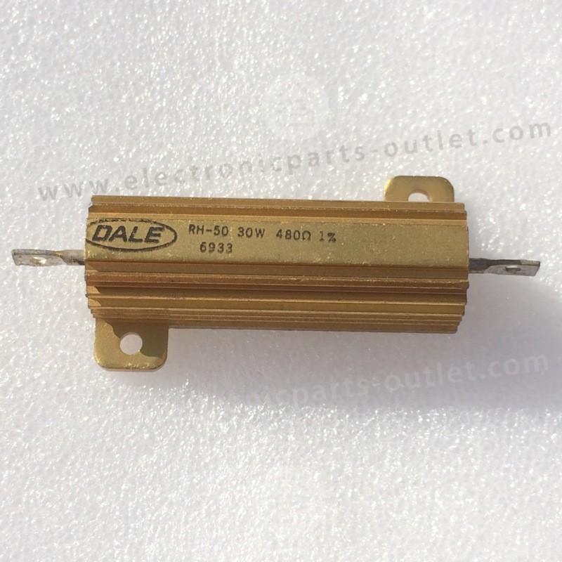 Wirewound  480Ohm-30W-1%