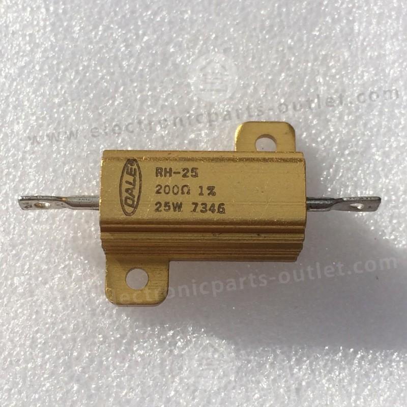 Wirewound  200Ohm-25W-1%