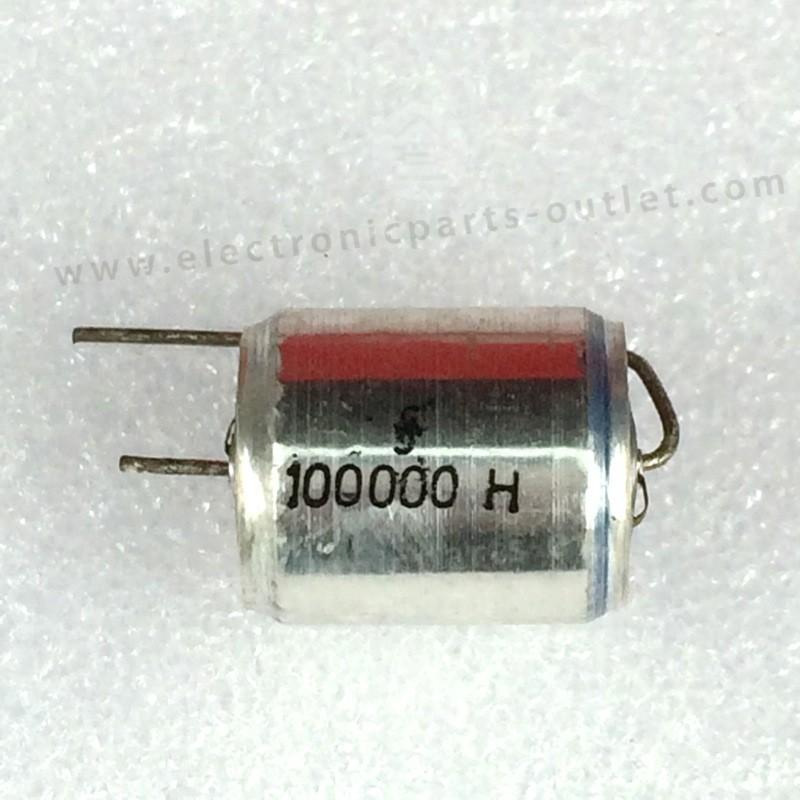 100n – 25V – 2,5% Styroflex