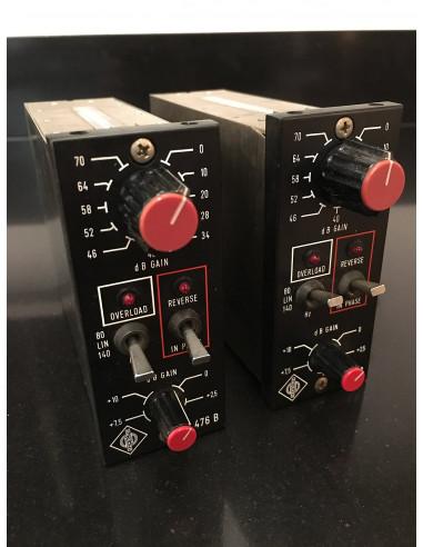 Neumann Pair of V476B Microphone...