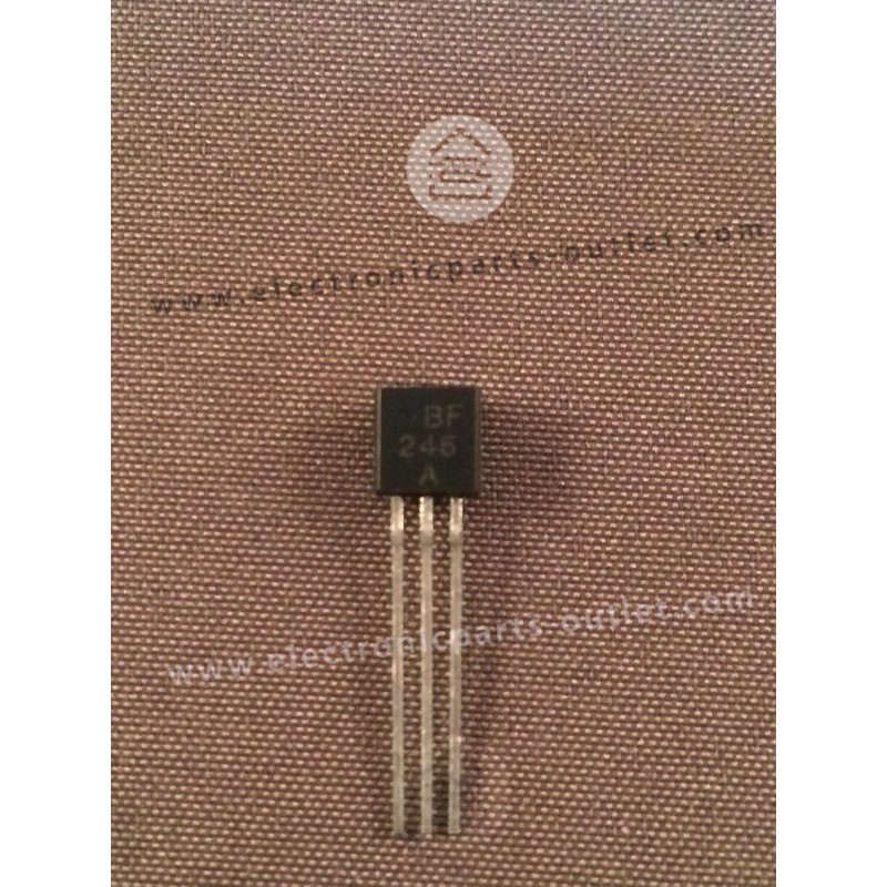BF245A   N-Channel JFET – 30V –...
