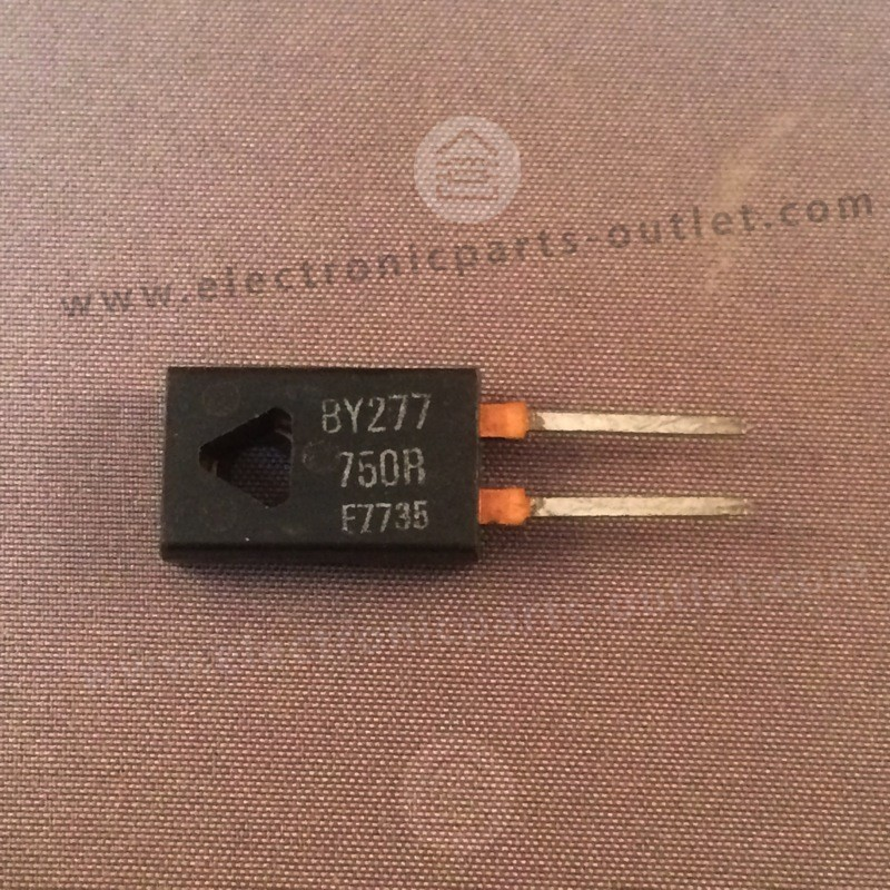 BY277-750R   Vrpm750V/10A t 400ms