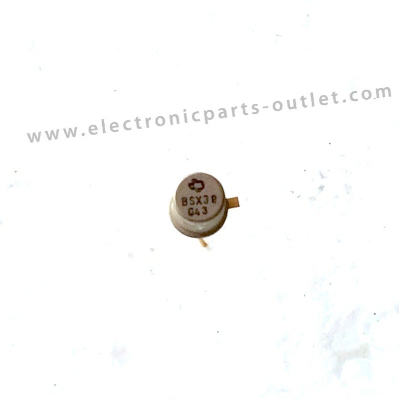 BSX38   NPN – 35V – 0.1A – 0.3W –...