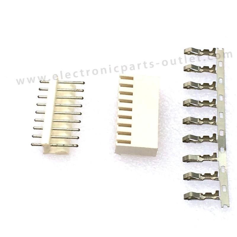 Print connector 9p (set)   M  pcb...