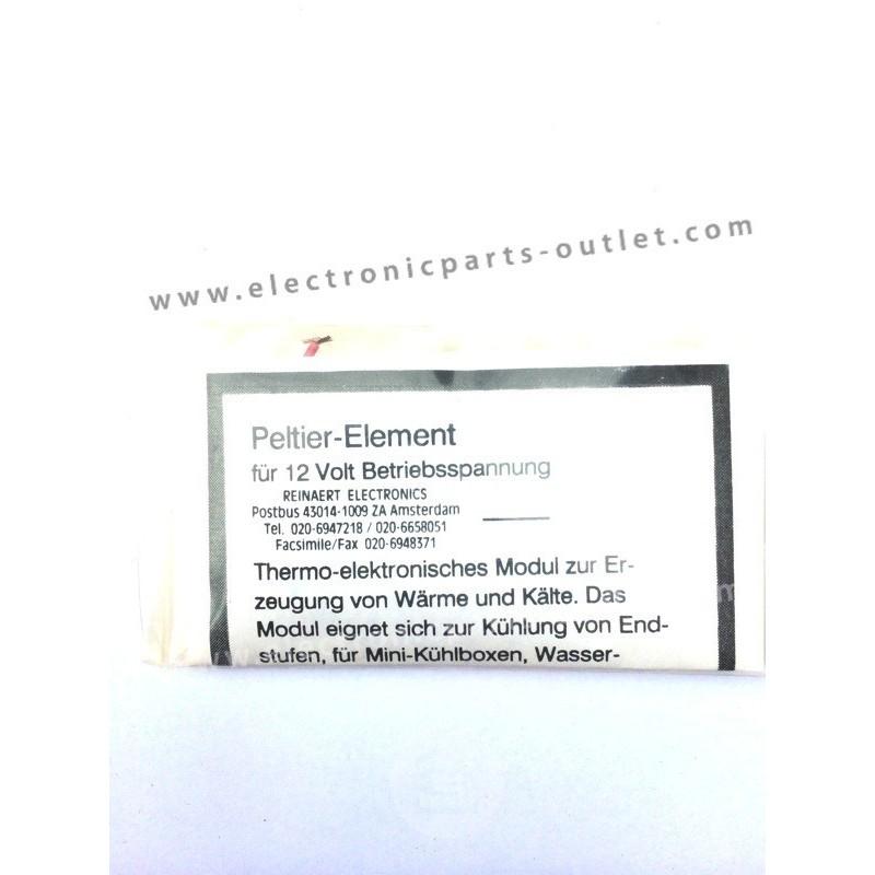 Peltier element - 12VDC/3A delta 60°C