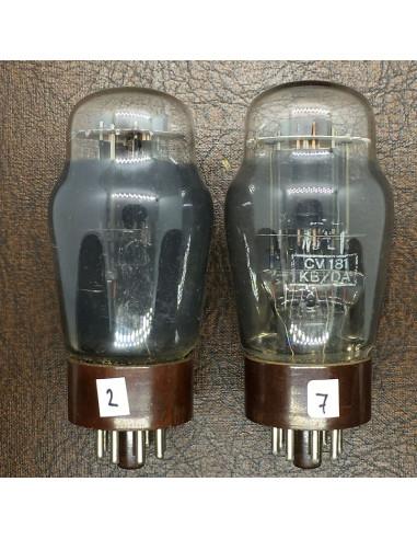 Mullard NOS Matched Pair ECC32 /...