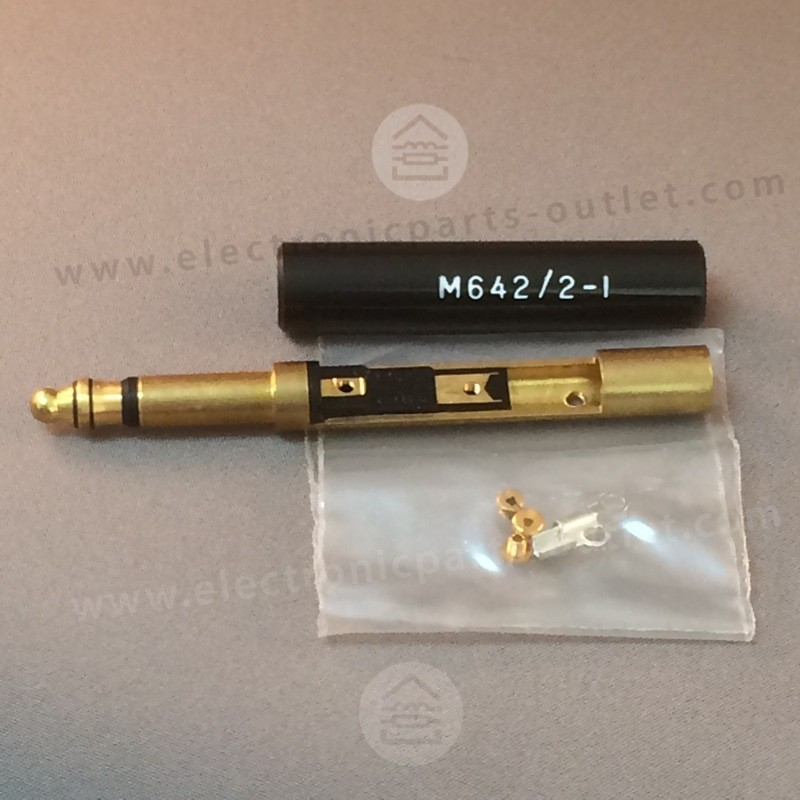 Jack 6,35 special professional  M642/2-1
