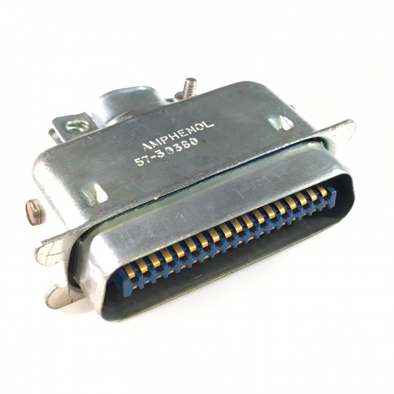 36 pins centronics Male plug  57-30360