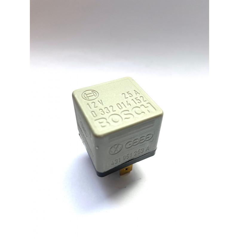Bosch 0332914152 auto relais 12VDC - 25A