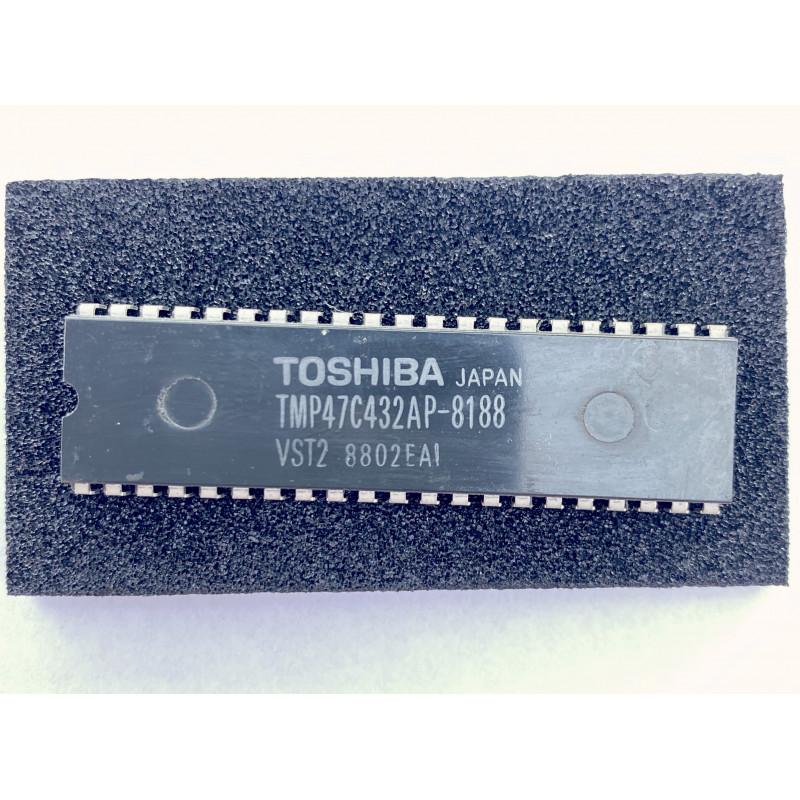 Toshiba TMP47C432AP 4 bit...