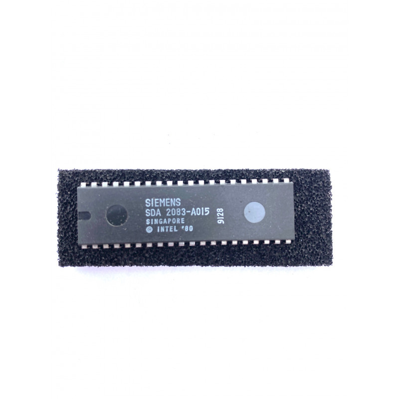 Siemens SDA2083 8-Bit Single-Chip...