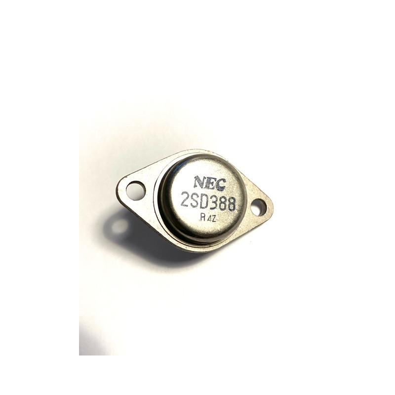 NEC 2SD388 NPN power transistor 100V...