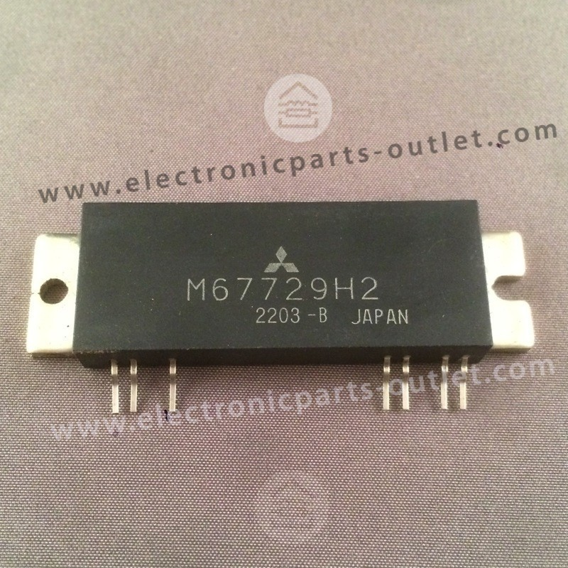 M67729H2  450-470MHz 35W Power Gain...