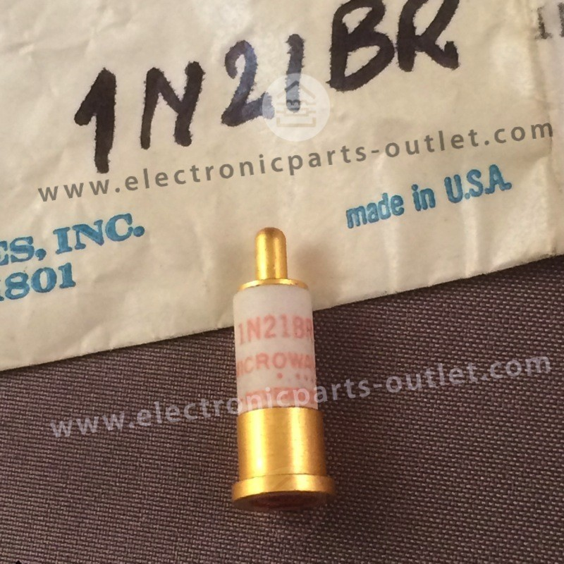 1N21BR  Silicon, point-contact mixer...