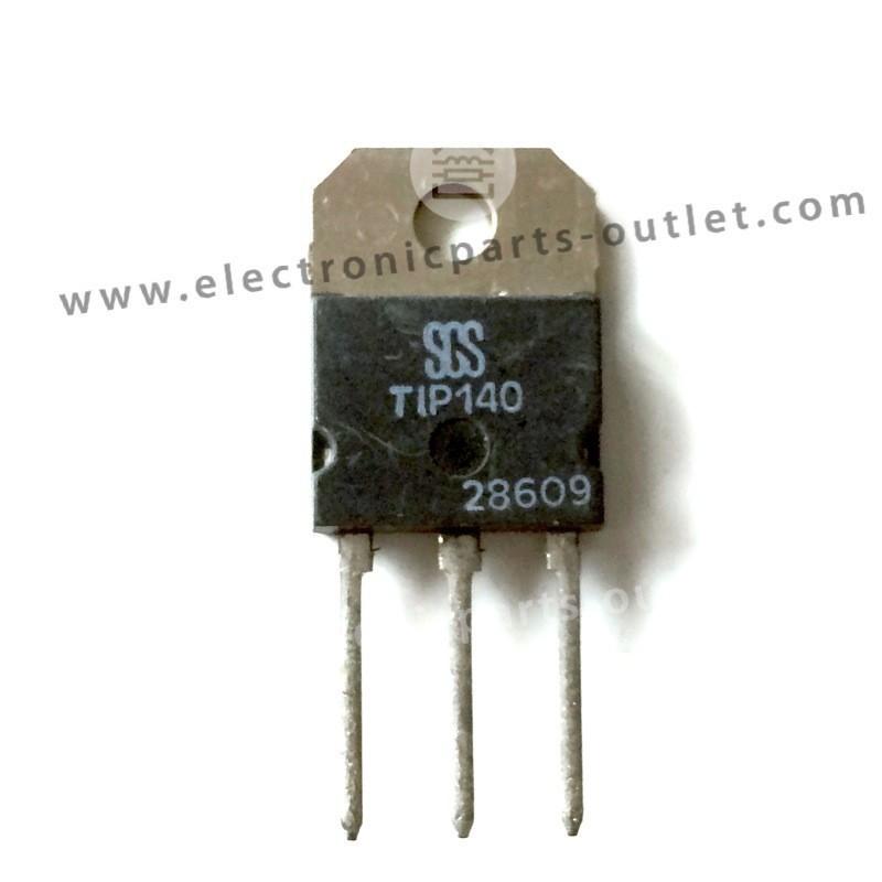 TIP140 NPN-60V-10A-125W