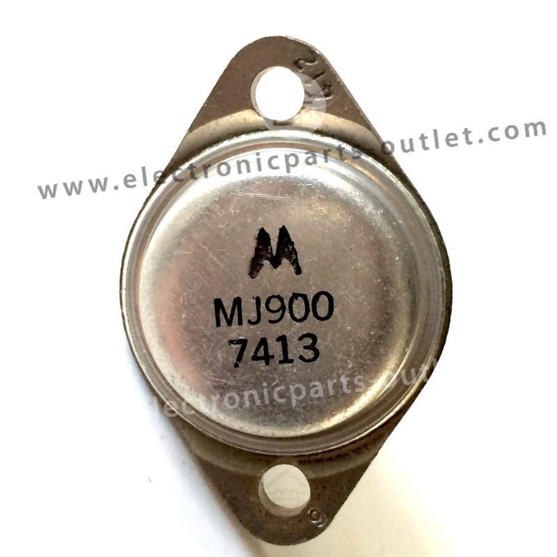 MJ900 PNP-60V-8A-90W