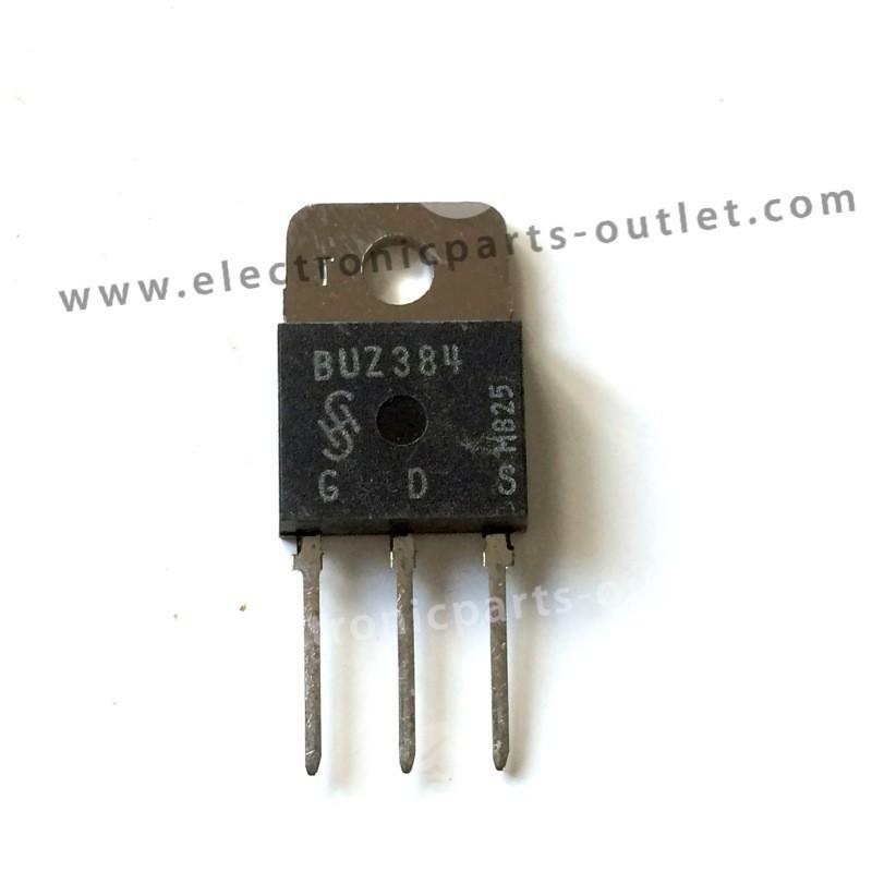BUZ384 500V-10,5A-125W
