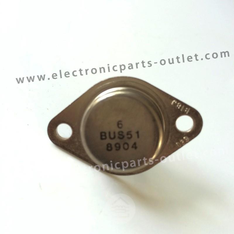 BUS51 NPN-300V-50A-350W