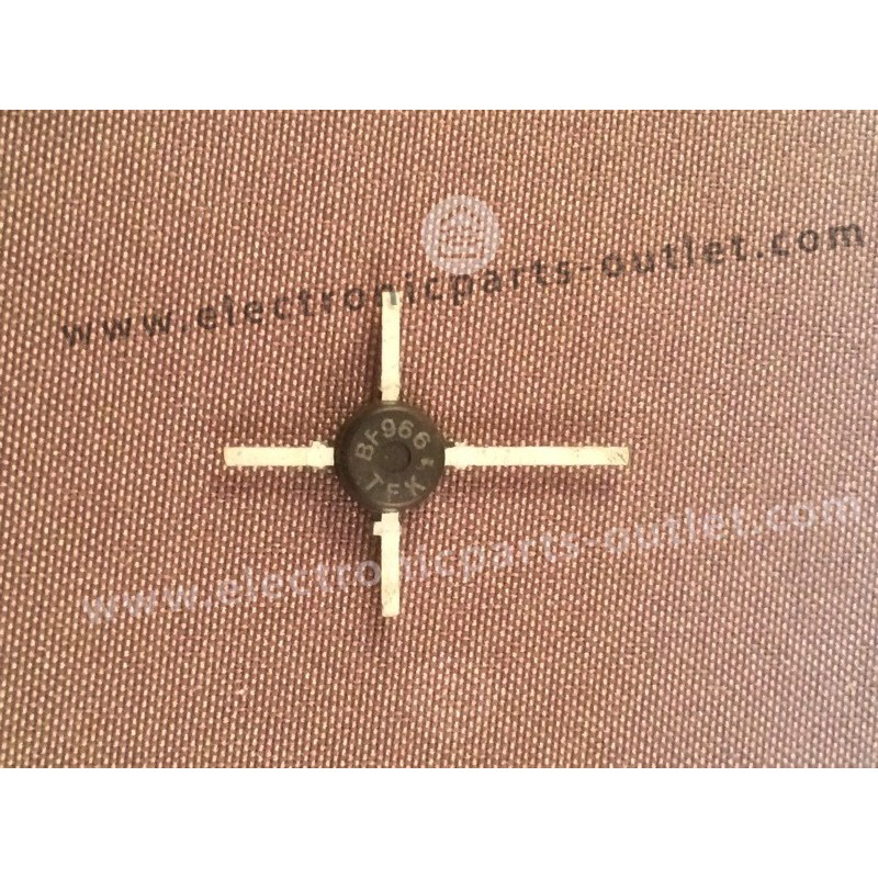 BF966  N-Channel MOSFET dual gate –...