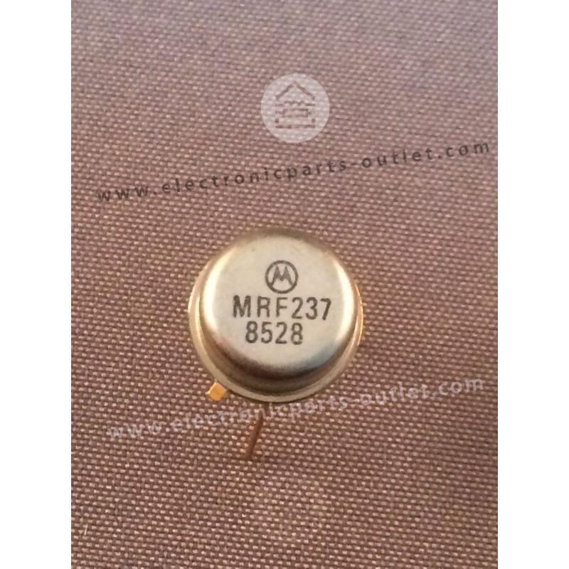 MRF237  NPN – 36V – 0,64A – 8W – 225MHz
