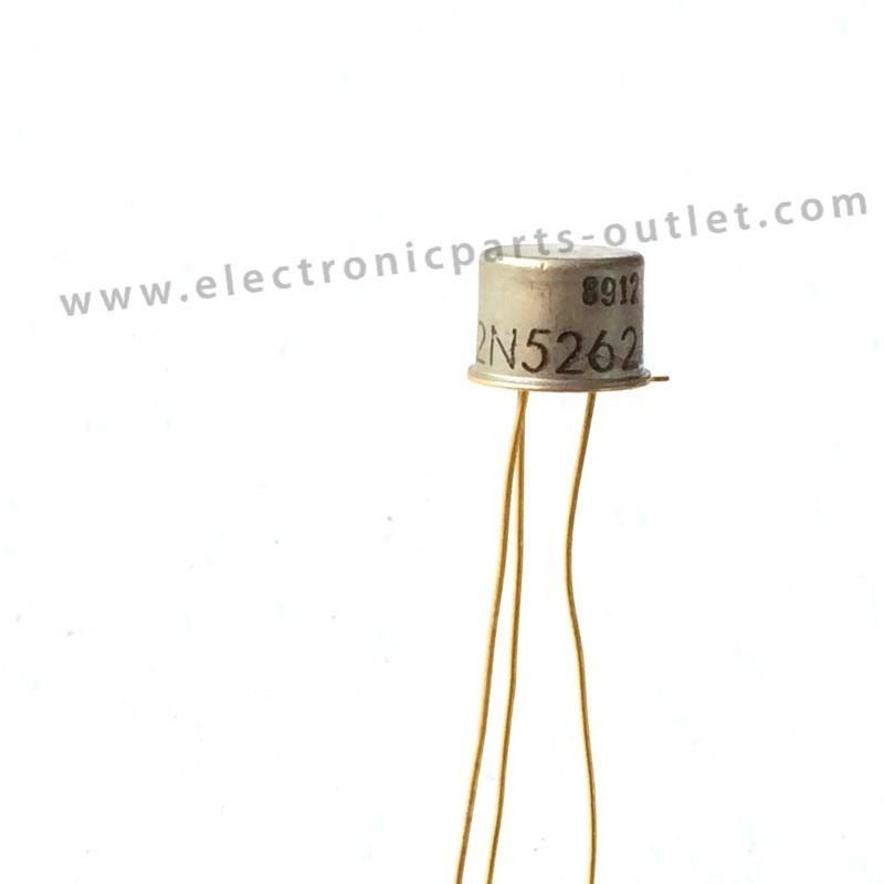 2N5262  NPN – 75V – 2A – 1W – 350MHz...
