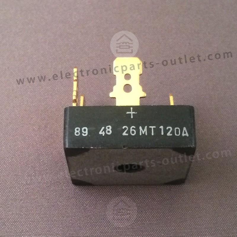26MT120A  1200V-25A