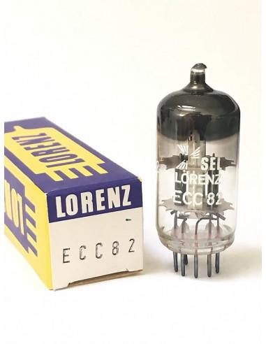Lorenz SEL ECC82 Tube NOS/NIB