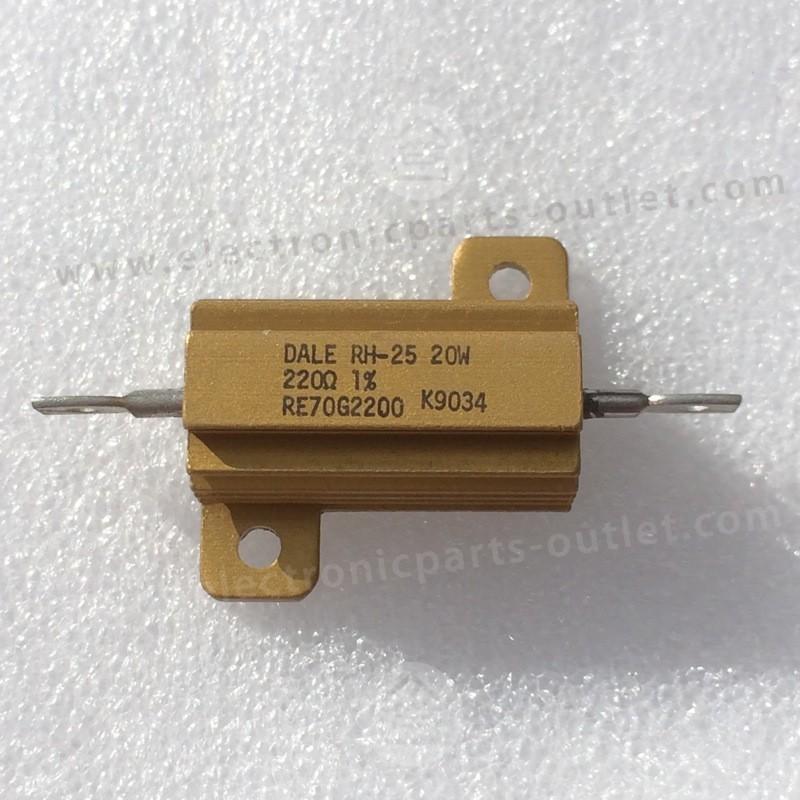 Wirewound  220Ohm-20W-1%