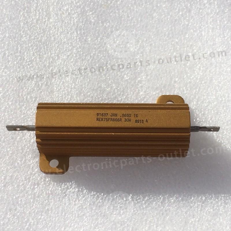 Wirewound  0,866Ohm-30W-1%