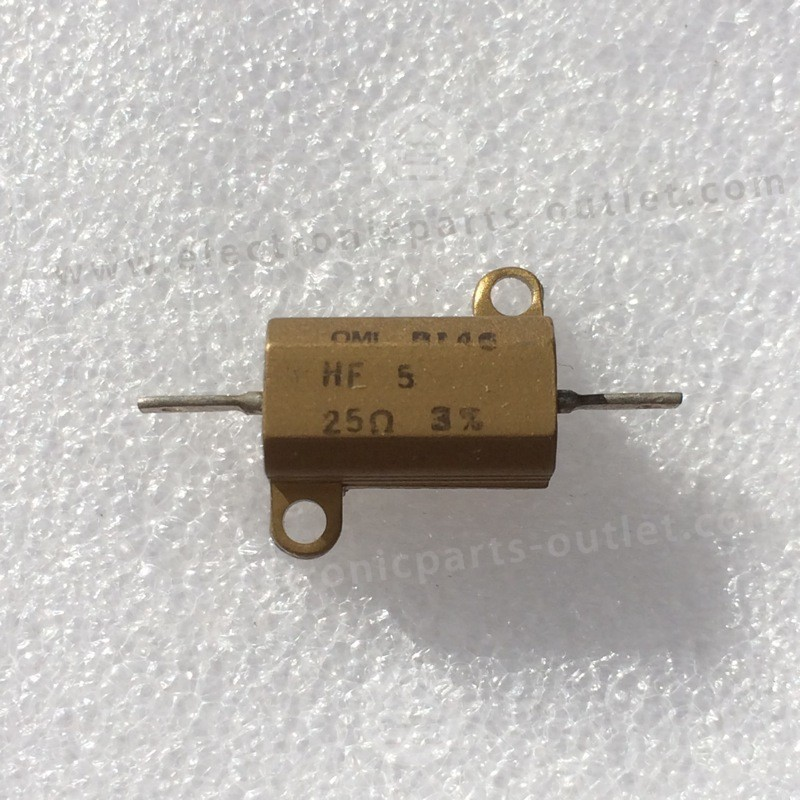 Wirewound  25Ohm-15W-3%