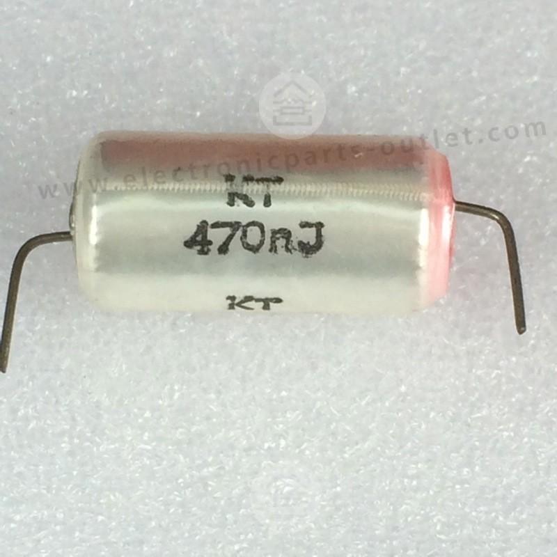 470pF – 160V – 5%  Styroflex