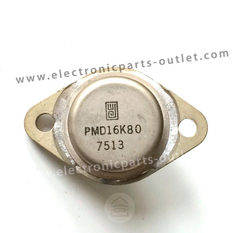 PMD16K80 NPN-80V-20A-225W – Tj...
