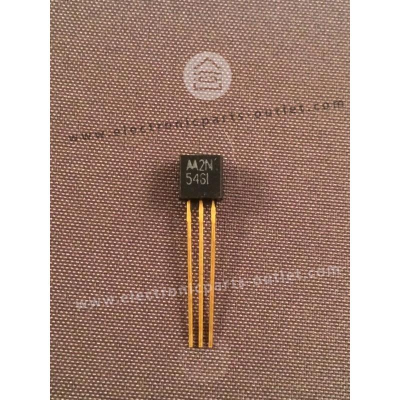 2N5461   goldpin P-channel JFET 40V –...