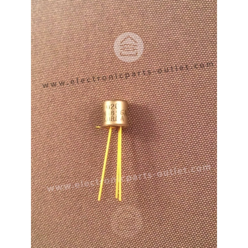 2N4856A   N-channel JFET 40V – Idss...