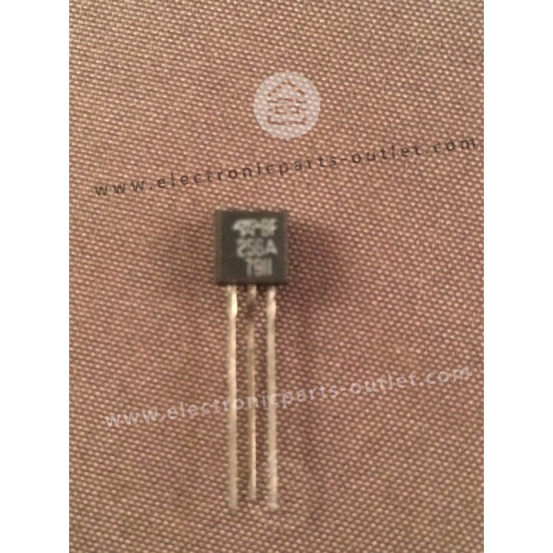 BF256A   N-Channel JFET – 30V –...
