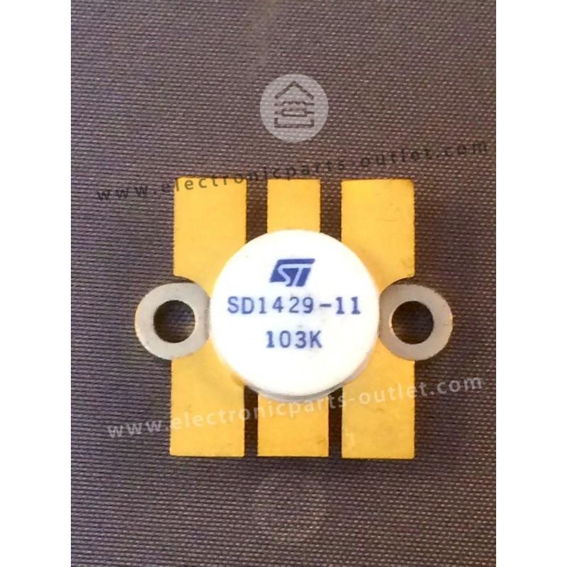 SD1429-11   2.5V UHF power 20W typ....