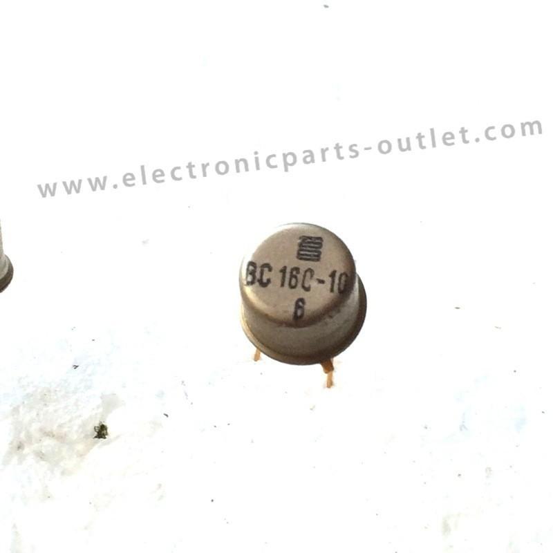 BC160-10   80V – 1A – 3.7W –  50MHz –...
