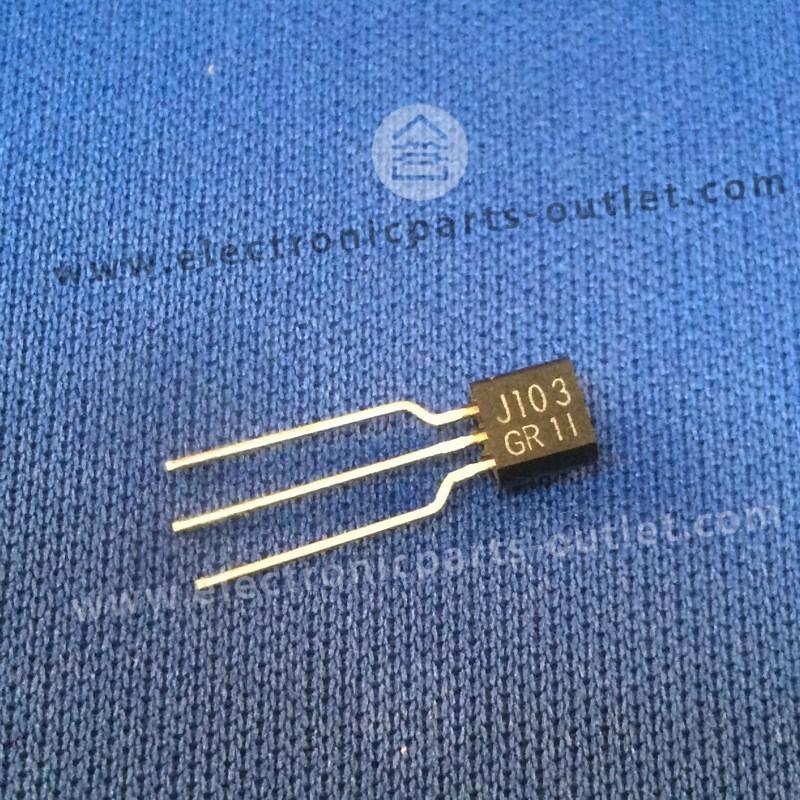 2SJ103GR Idss  –2.6 – -6.5mA