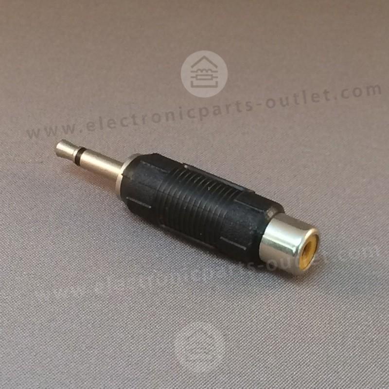 Adapter 3,5mm Jack / cinch
