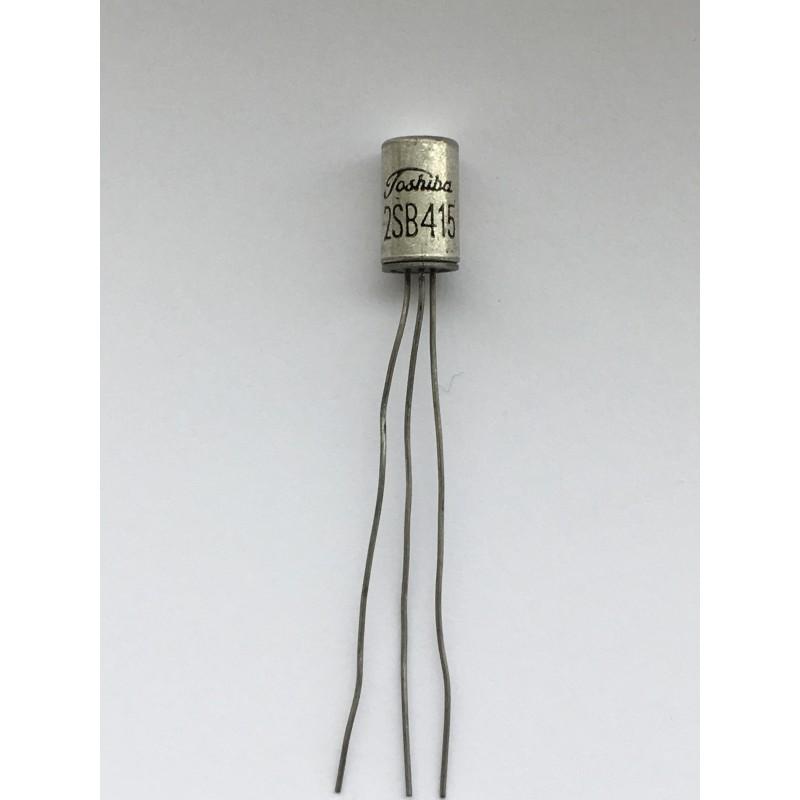 2SB415 PNP Germanium 32V-0.2W