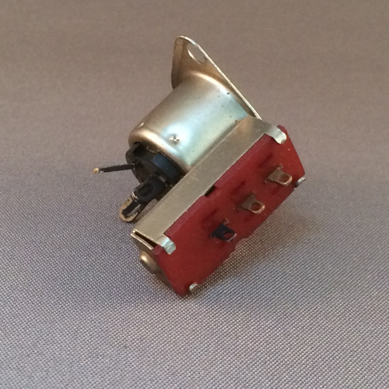 5 pins din microphone chassis part +...