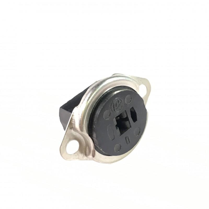 2 pins loudspeaker chassis female
