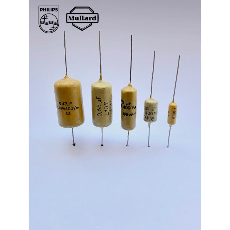 Philips C296 Mustard Caps (PETP)
