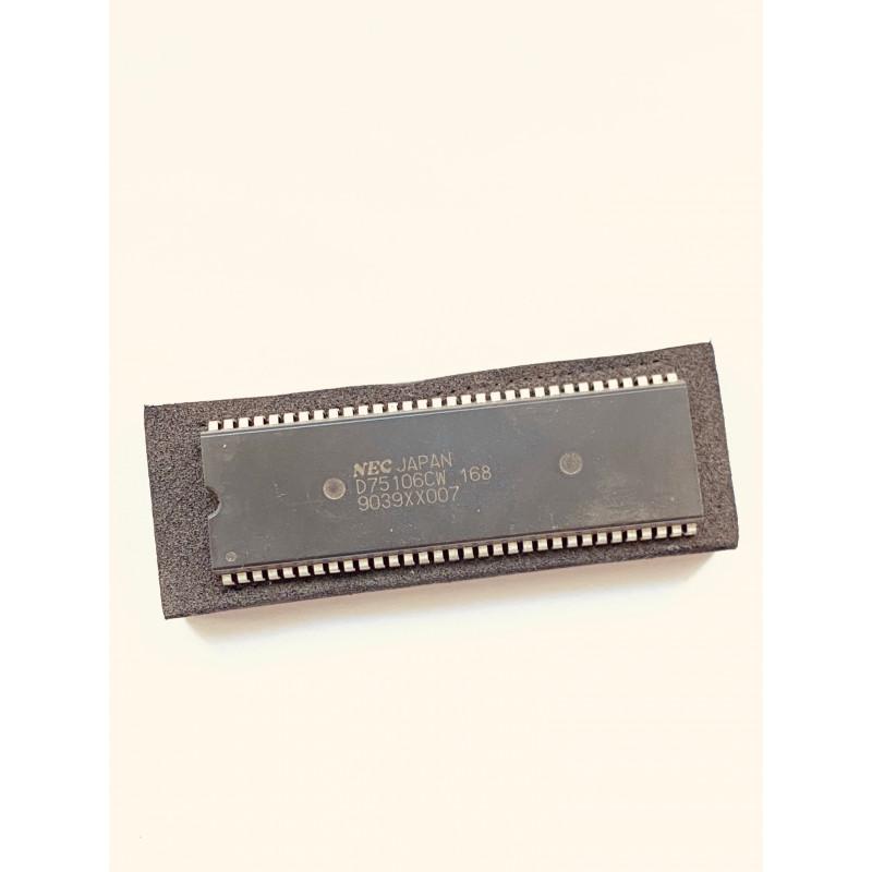D75106CW NEC 4-bit single-chip...