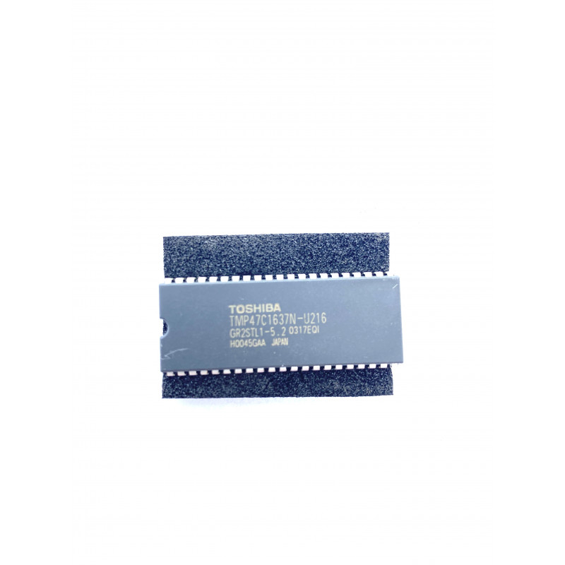 Toshiba TMP47C1637N 4-BIT...