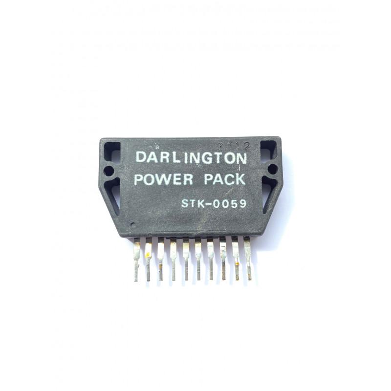 STK0059 1-CHANN AF-POWER AMPLIFIER...