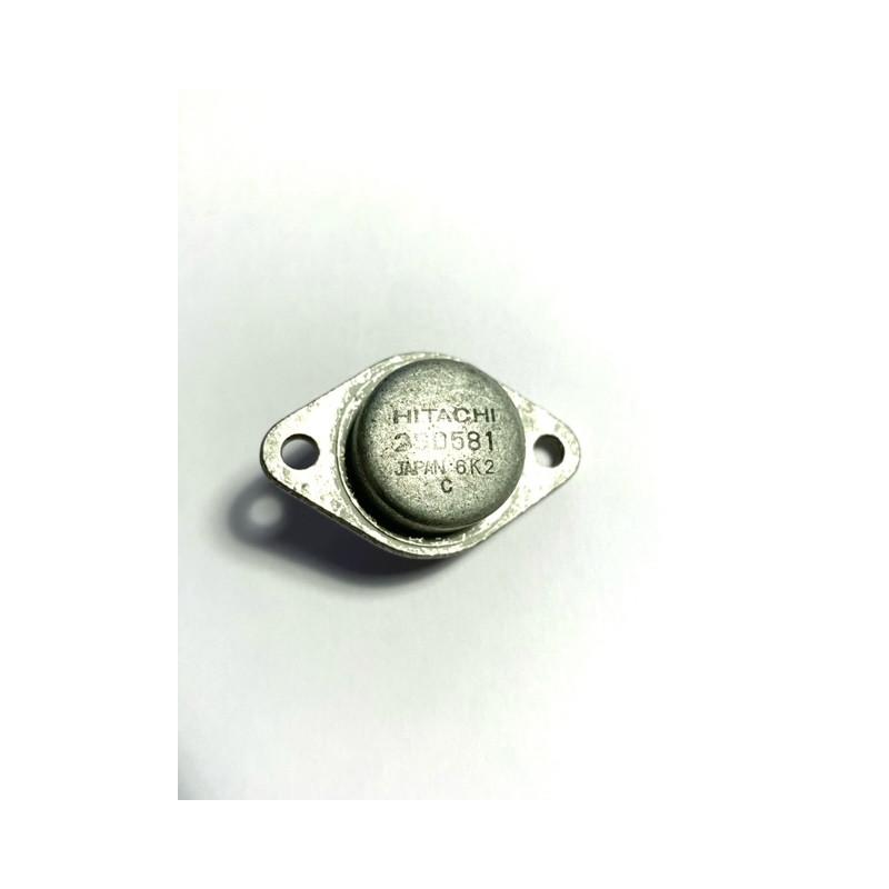 Hitachi 2SD581 NPN power transistor,...