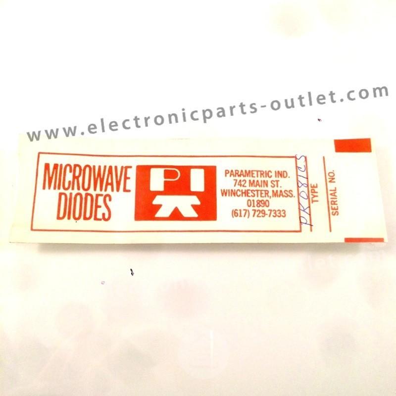 PK081CS  Schottky Barrier diode...