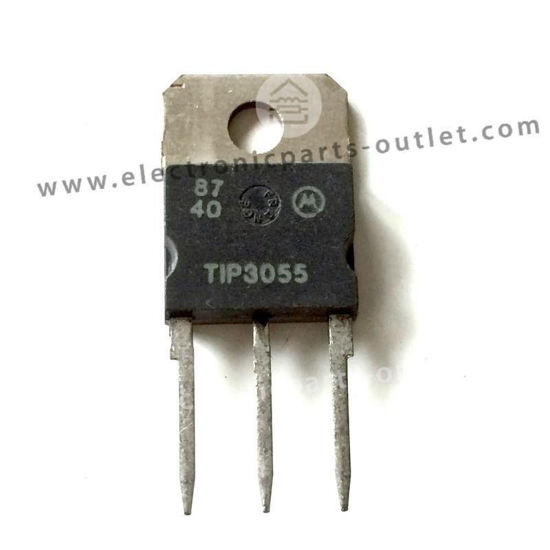 TIP3055 NPN-100V-15A-90W